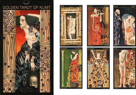 Golden tarot of Klimt 9788865271780-1