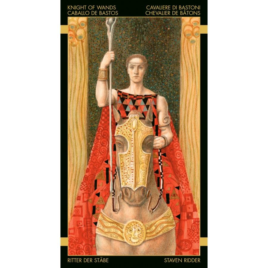 Golden tarot of Klimt 9788865271780-3