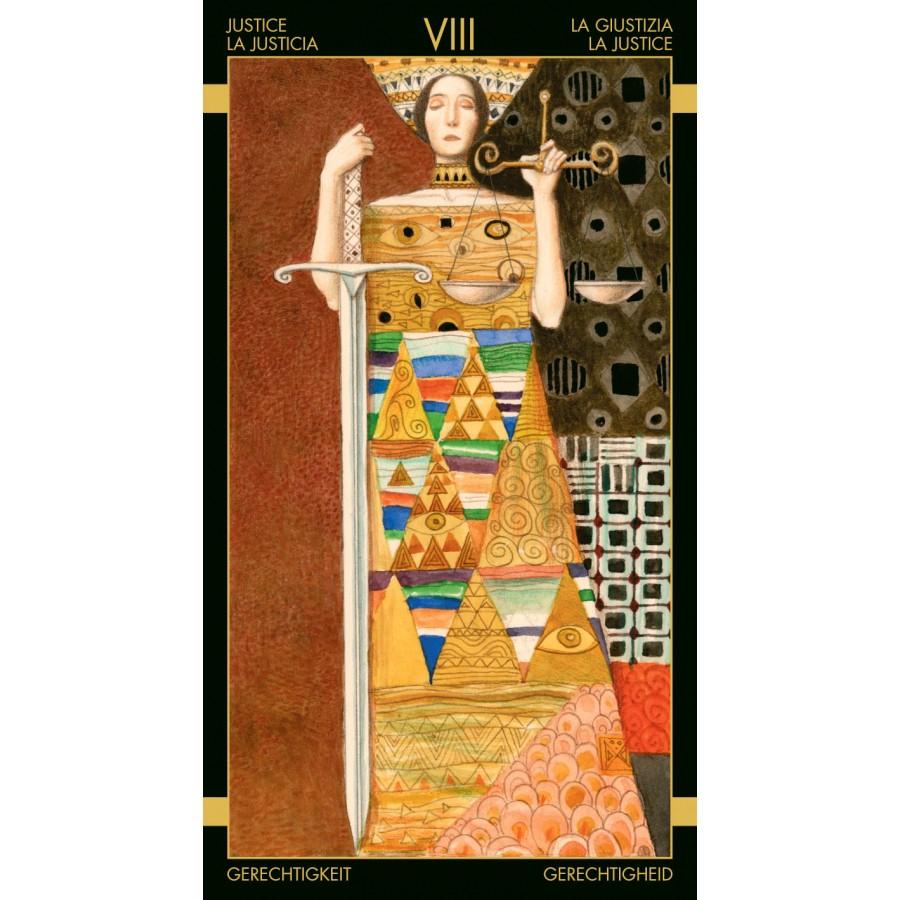 Golden tarot of Klimt 9788865271780-4
