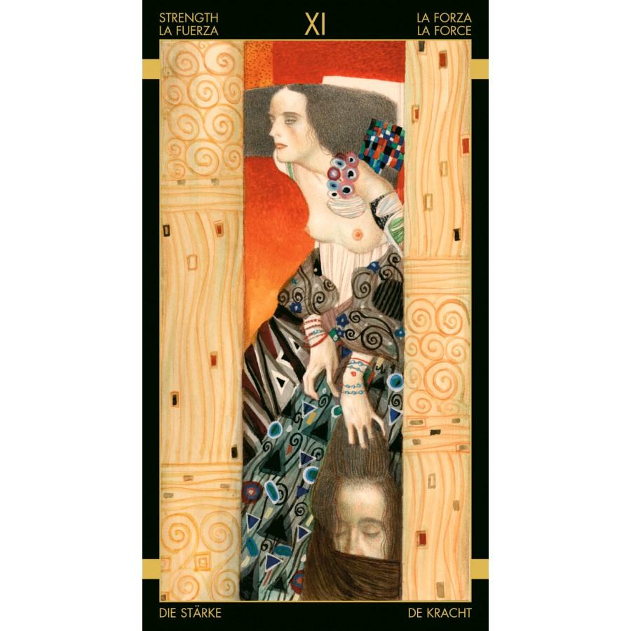 Golden tarot of Klimt 9788865271780-5