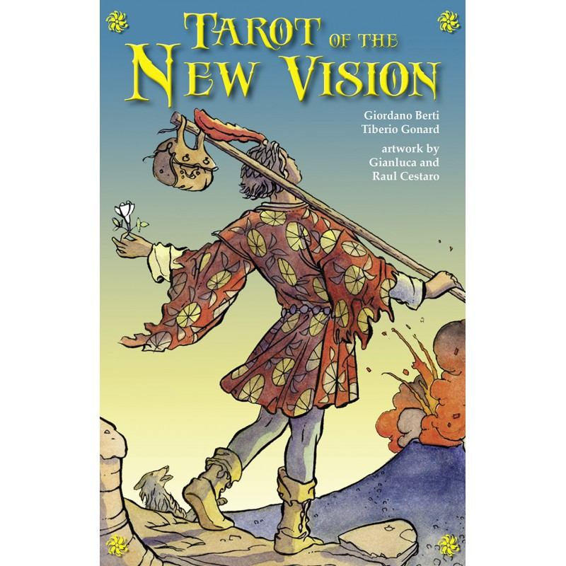Tarot of the new vision book 9788865272329