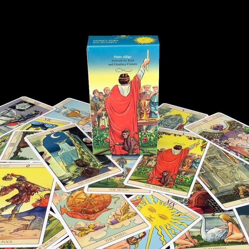 Tarot of New Vision set 9788865272329