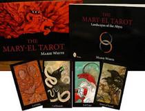 The Mary-el Tarot  av Marie White - In English