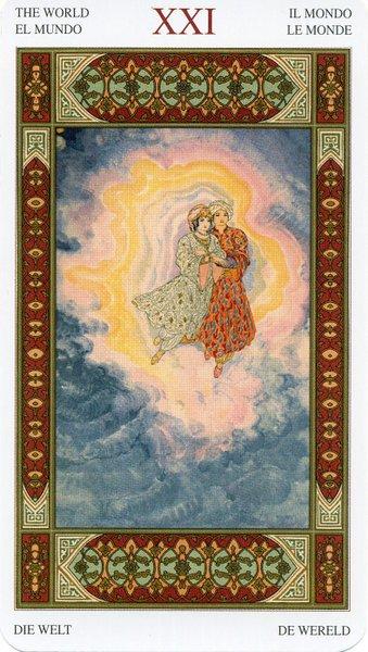 Tarot of the 1001 Nights 9788883954474 - 2