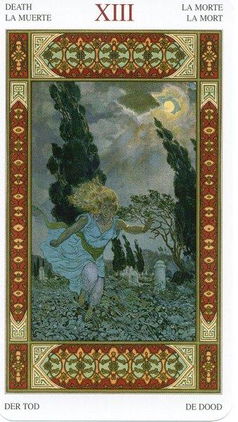 Tarot of the 1001 Nights 9788883954474 - 6