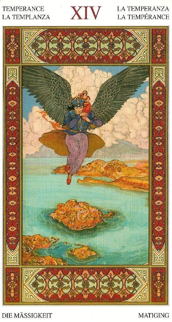 Tarot of the 1001 Nights 9788883954474 - 7