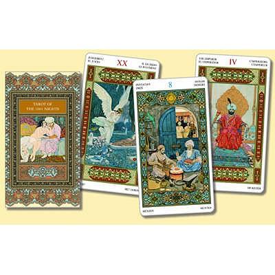 Tarot of the 1001 Nights 9788883954474