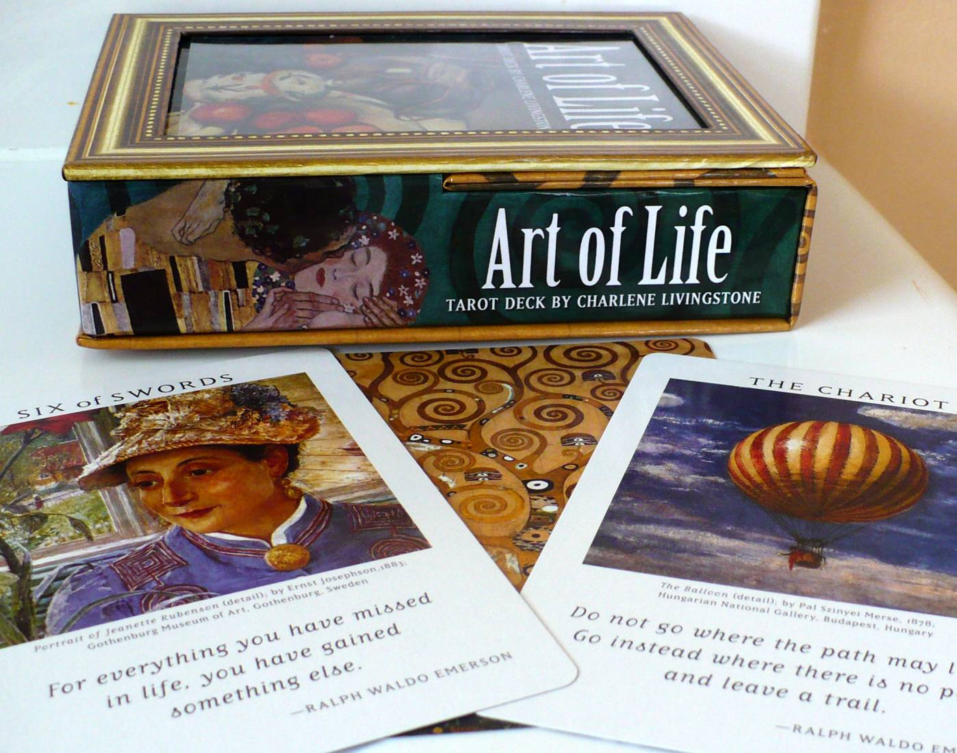 Arto of life 6