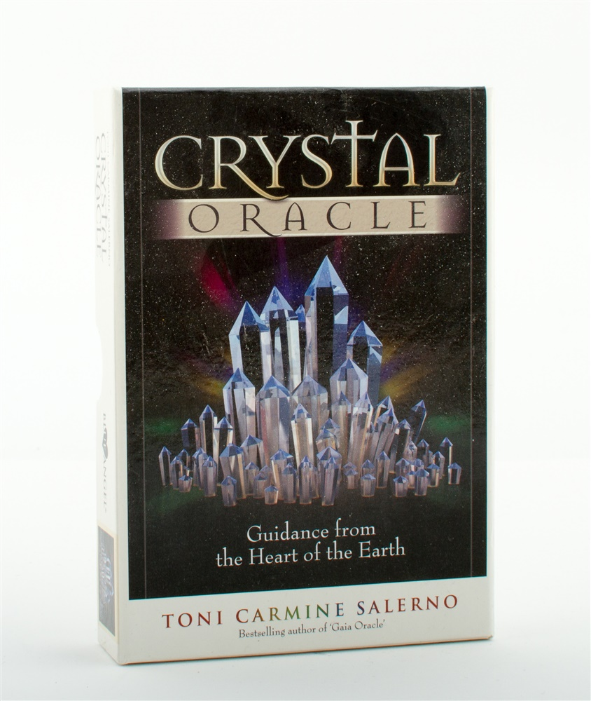 Crystal Oracle 9780957914988