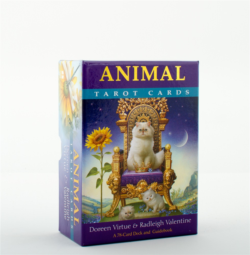 Animal Tarot 9781401951214_1