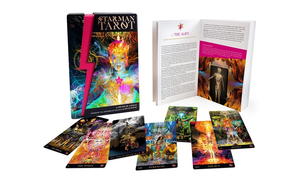 Starman tarot kit_1