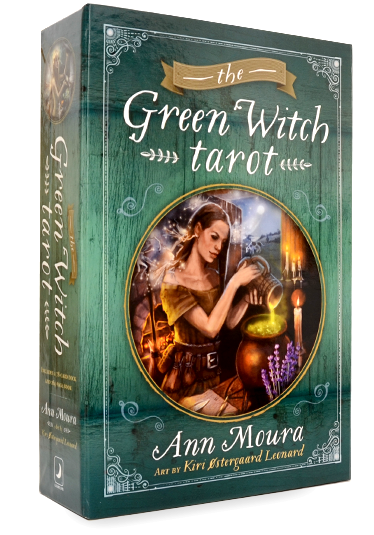green_witch_tarot_set
