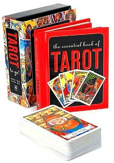 Hanson Roberts Tarot with book by Rosalind Simmons -