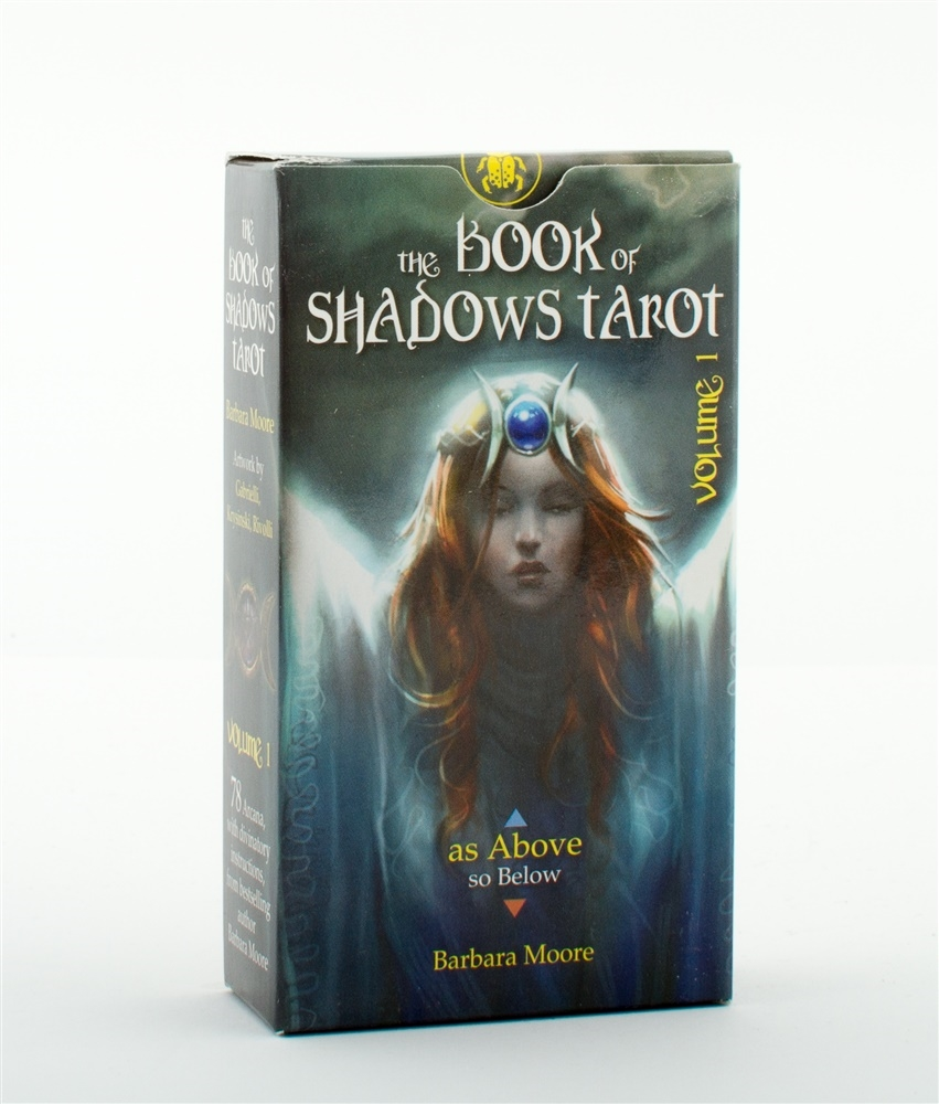 The book of Shadows Volume I As Above_1