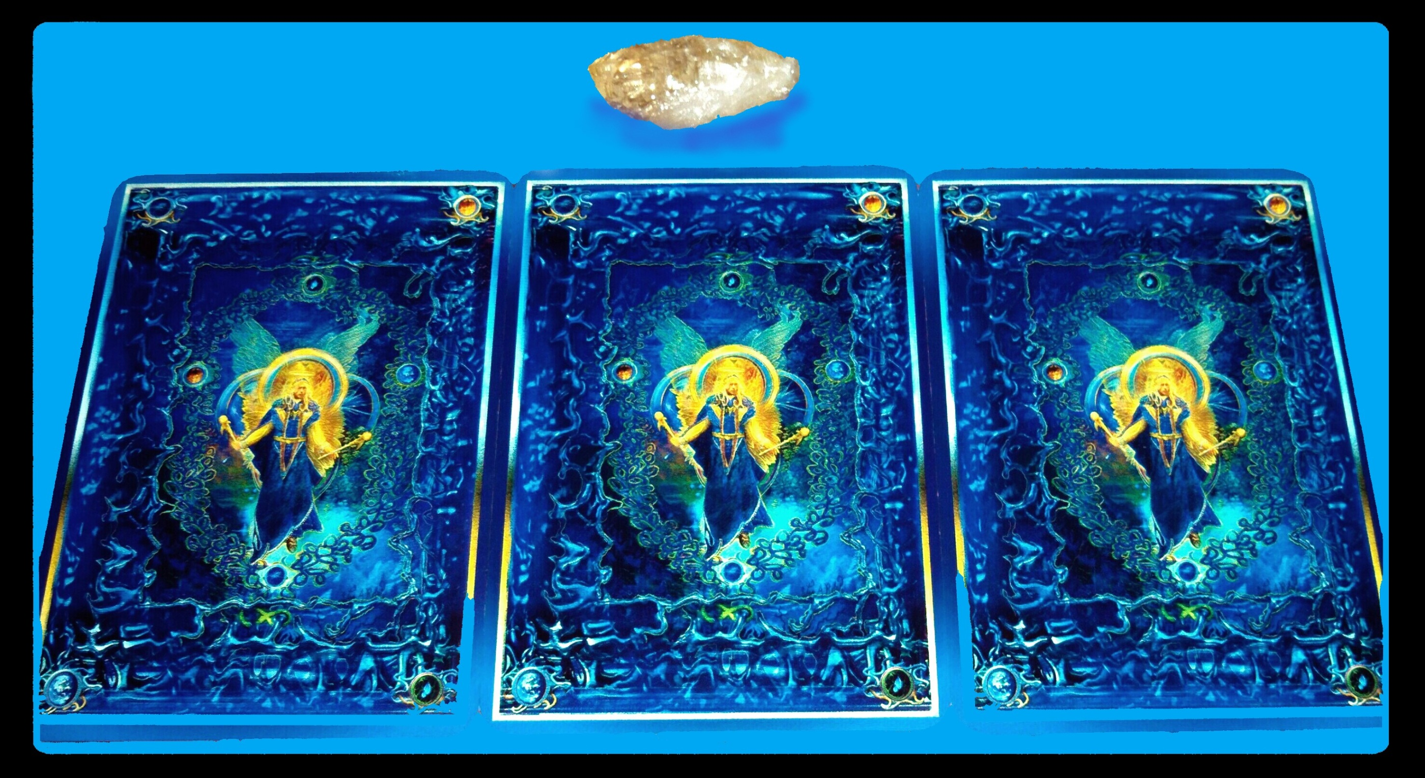 Angel Tarot Cards A 78 Card Deck And Guidebook Av Radleigh Valentine Queen Of Cups Tarot Store