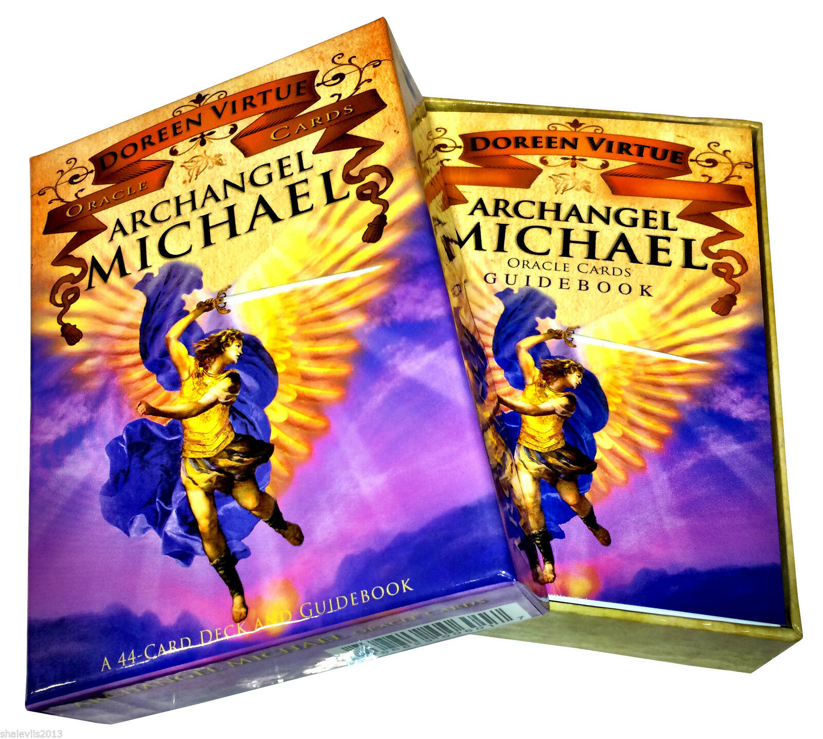 Archangel-Michael-Oracle-Cards-Tarot-Deck-Booklet-_57