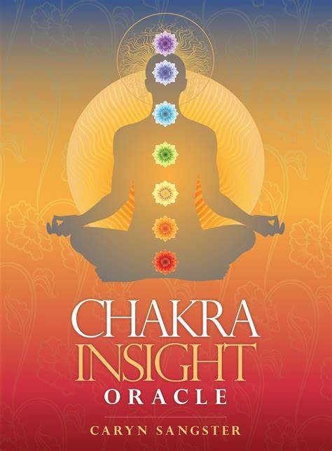 Chakra insight oracle 9780987165169