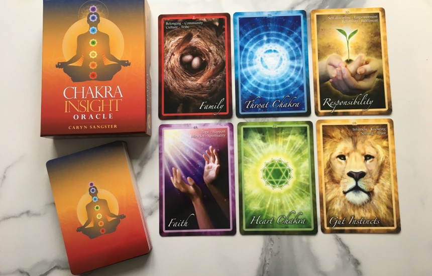 Chakra insight oracle 9780987165169_4