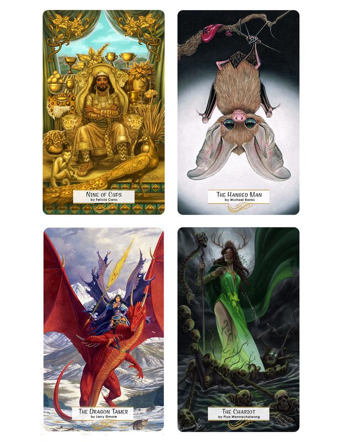 78 Tarot Mythical_2