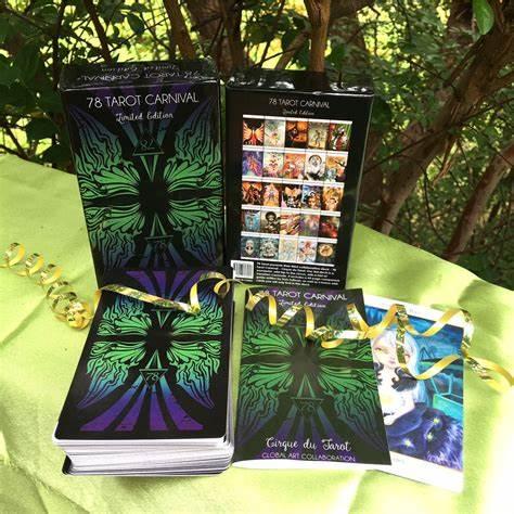 78 Tarot Carnival_box