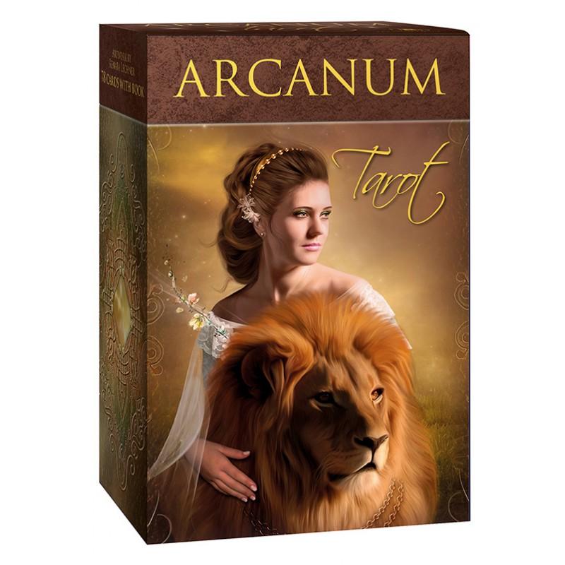 Arcanum Tarot 9788865275252_3