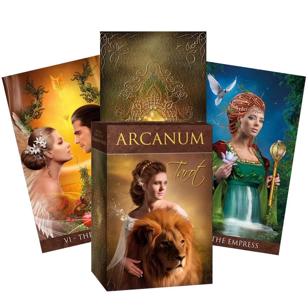 Arcanum Tarot 9788865275252_1