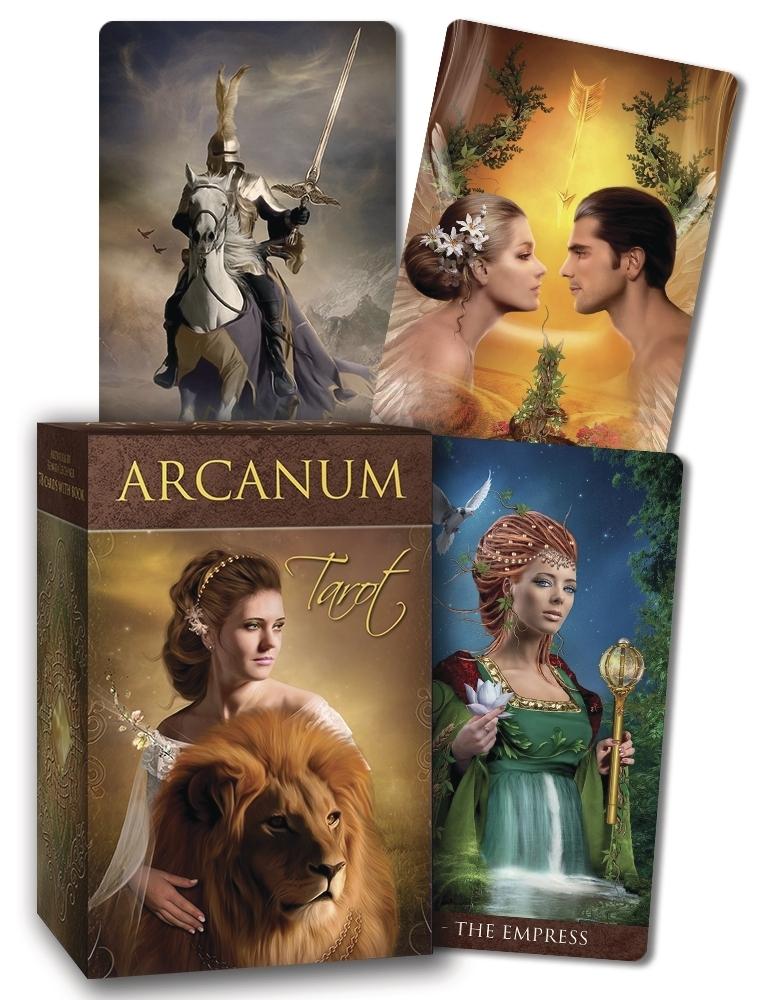 Arcanum Tarot 9788865275252