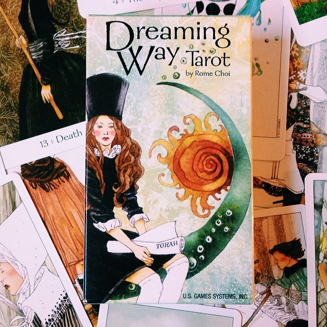 Dreamin Way Tarot 9781572817128_8