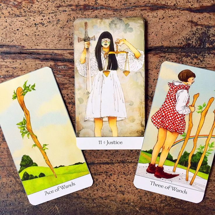 Dreamin Way Tarot 9781572817128_9