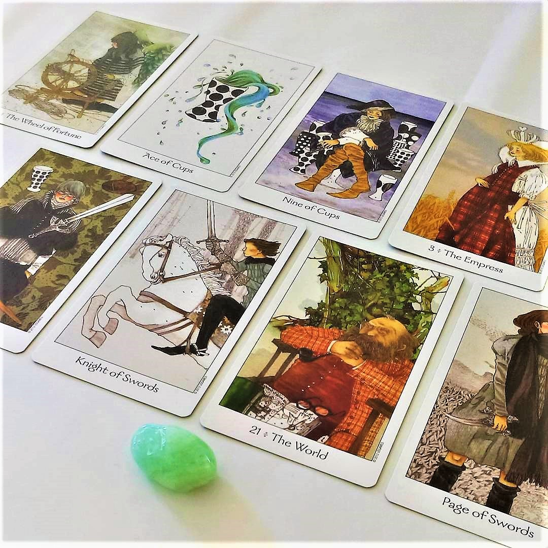 Dreamin Way Tarot 9781572817128_10