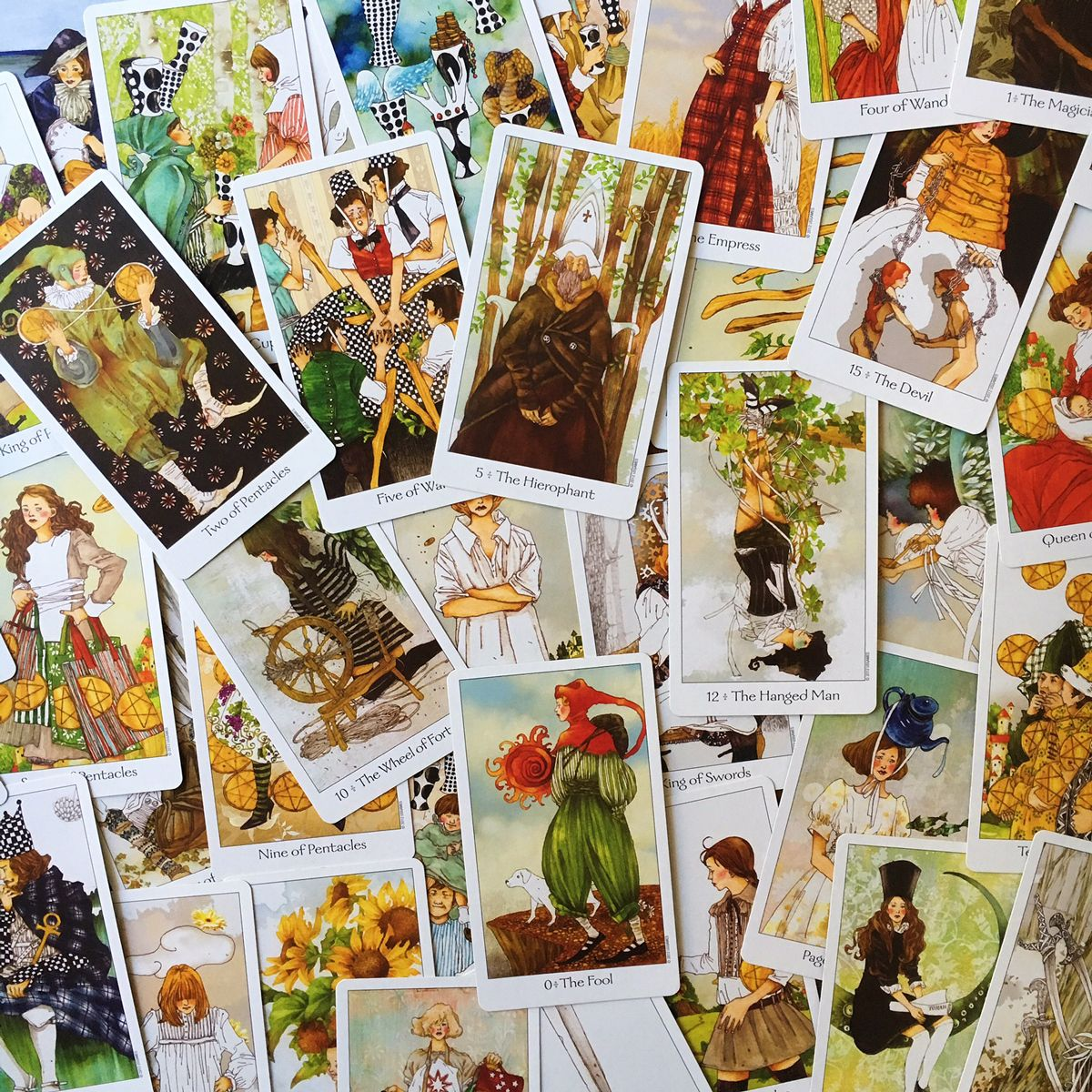 Dreamin Way Tarot 9781572817128_11