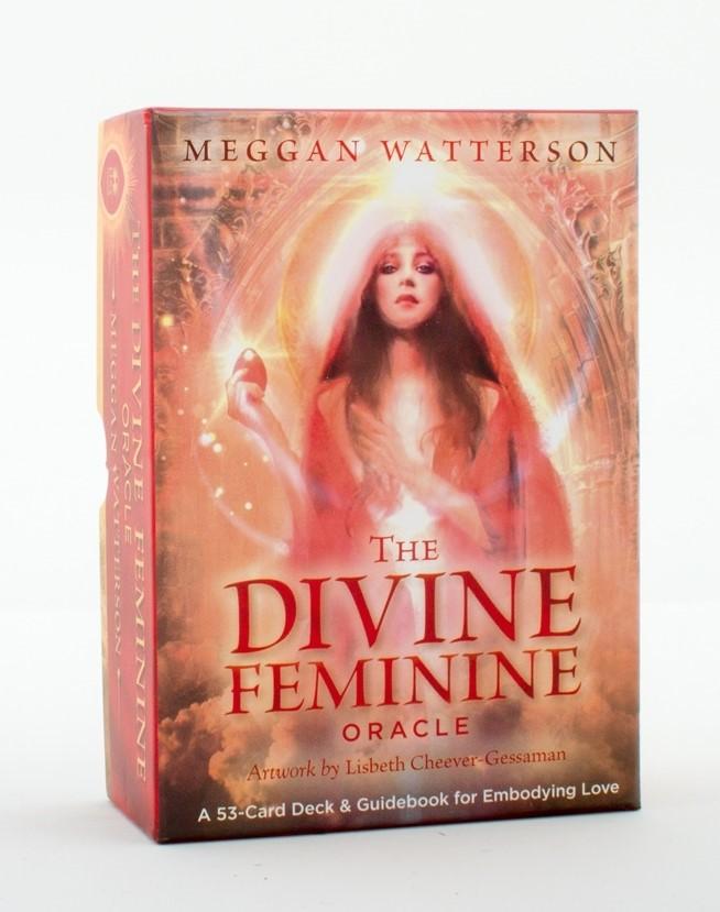 Divine Feminine Oracle 9781401953645-1