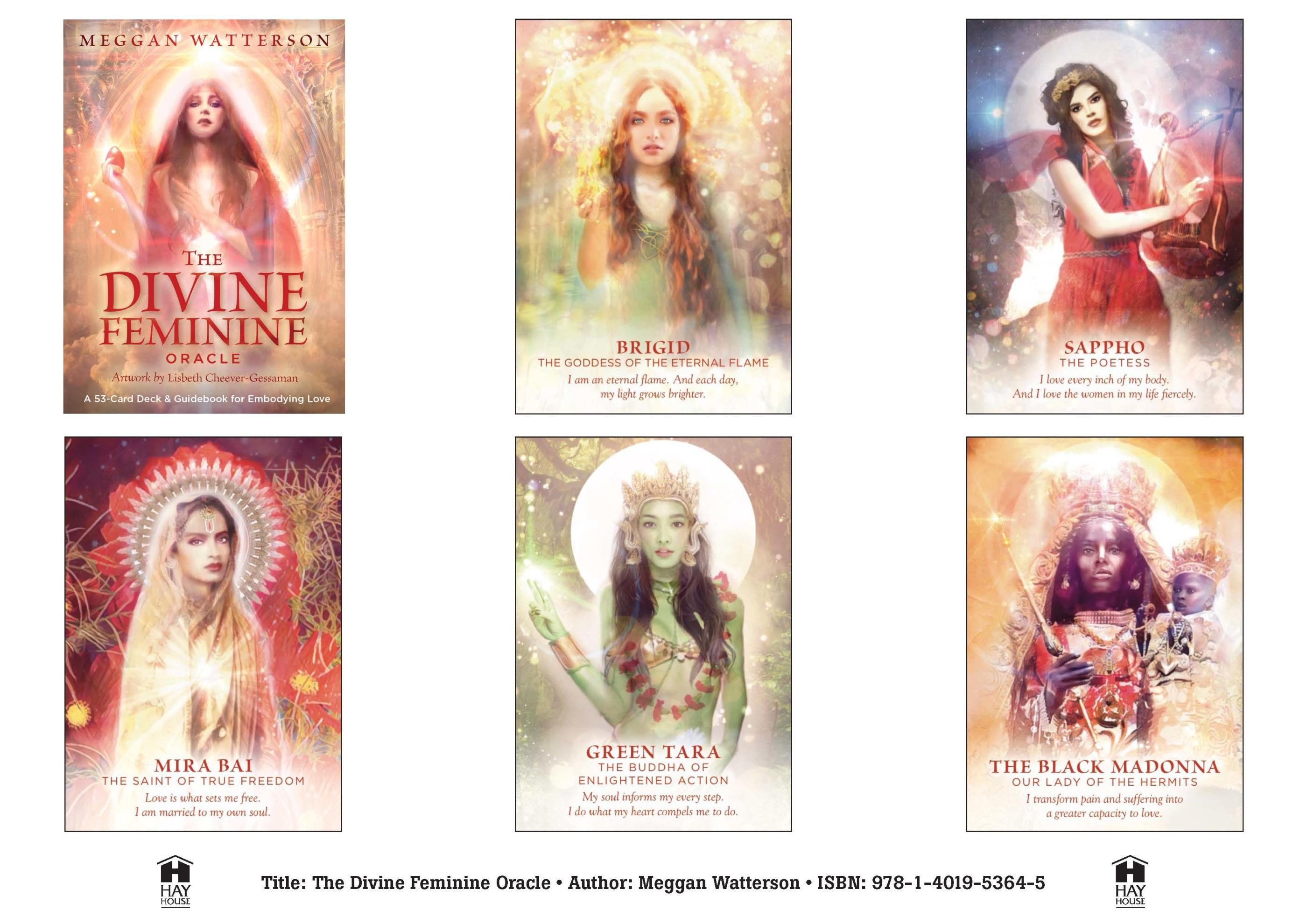 Divine Feminine Oracle 9781401953645-2