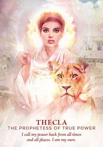 Divine Feminine Oracle 9781401953645-9