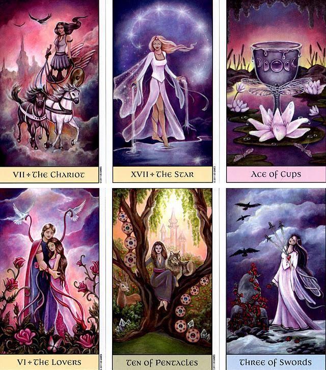 Crystal Visions Tarot 9781572817029_4