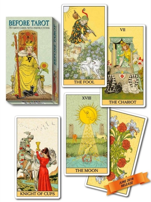 9788865275290 Before Tarot Deck