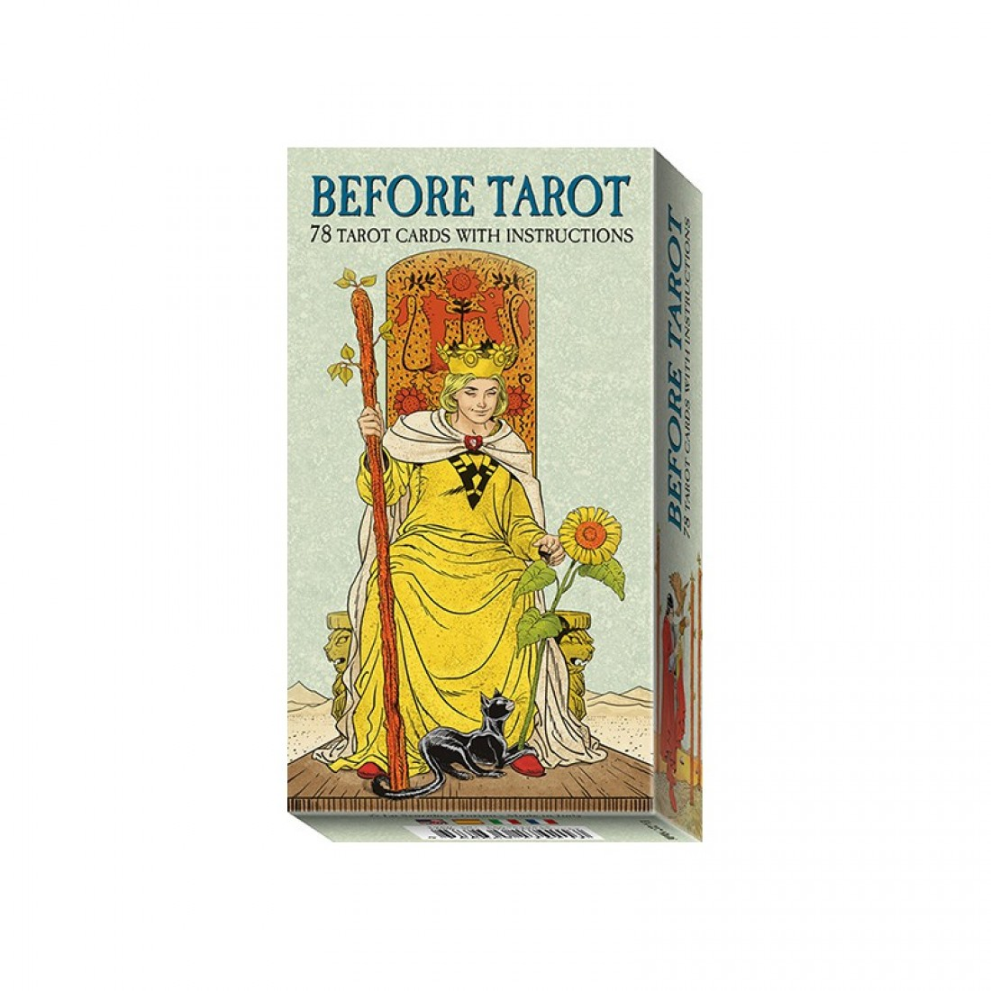 9788865275290 Before Tarot Deck_1