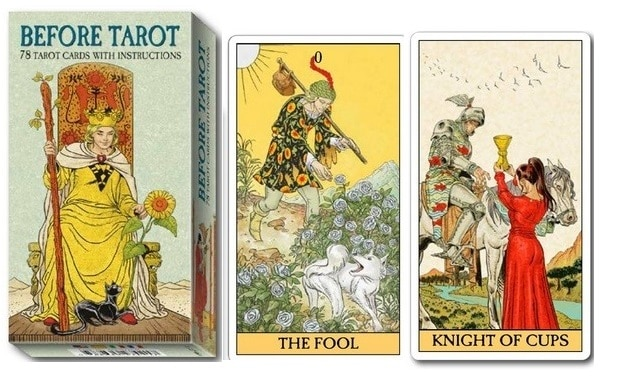9788865275290 Before Tarot Deck_2
