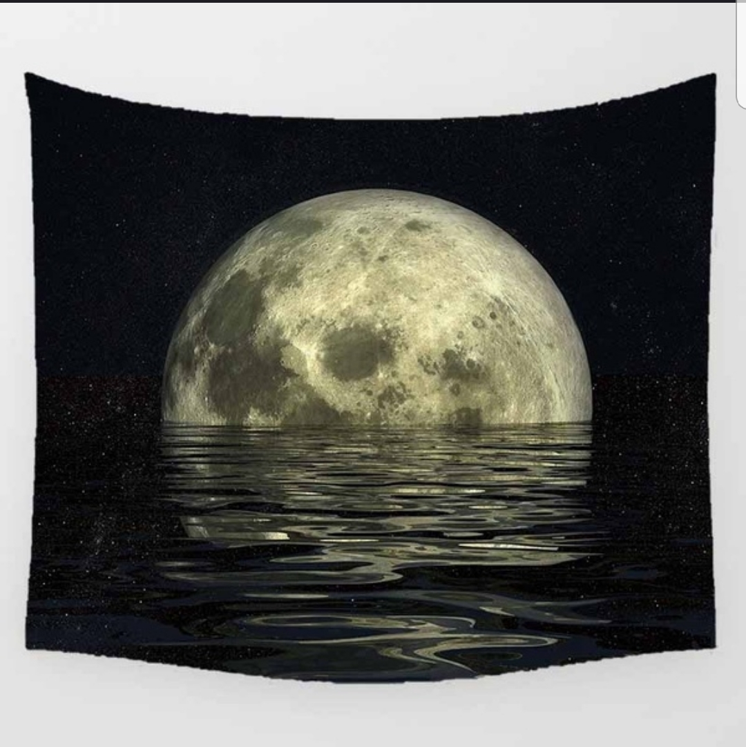The Moon Walltapestry