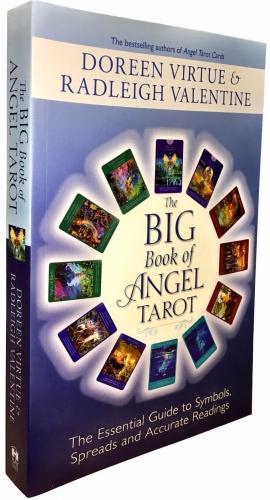 The Big Book of Angel Tarot Radleigh Valentine