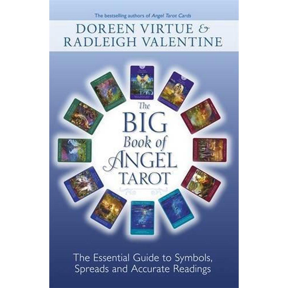 The Big Book of Angel Tarot Radleigh Valentine_1