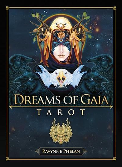 Dreams of Gaia set book and deck