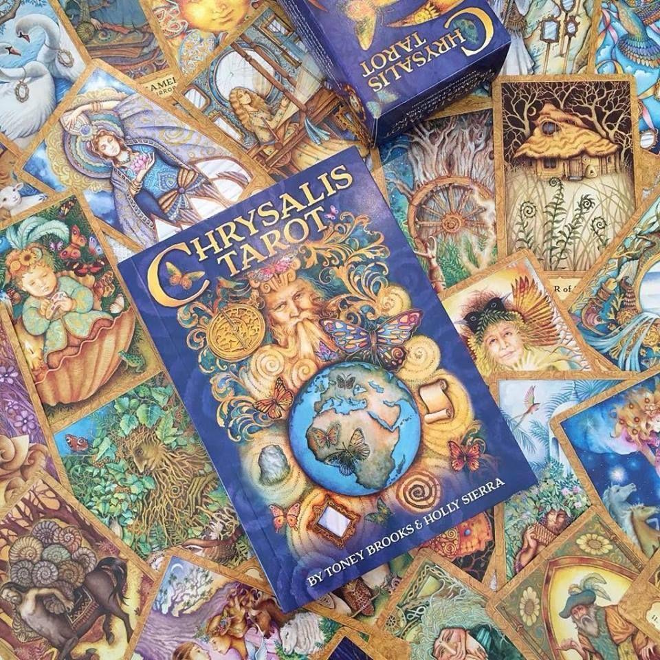 Chrysalis Tarot_book_2