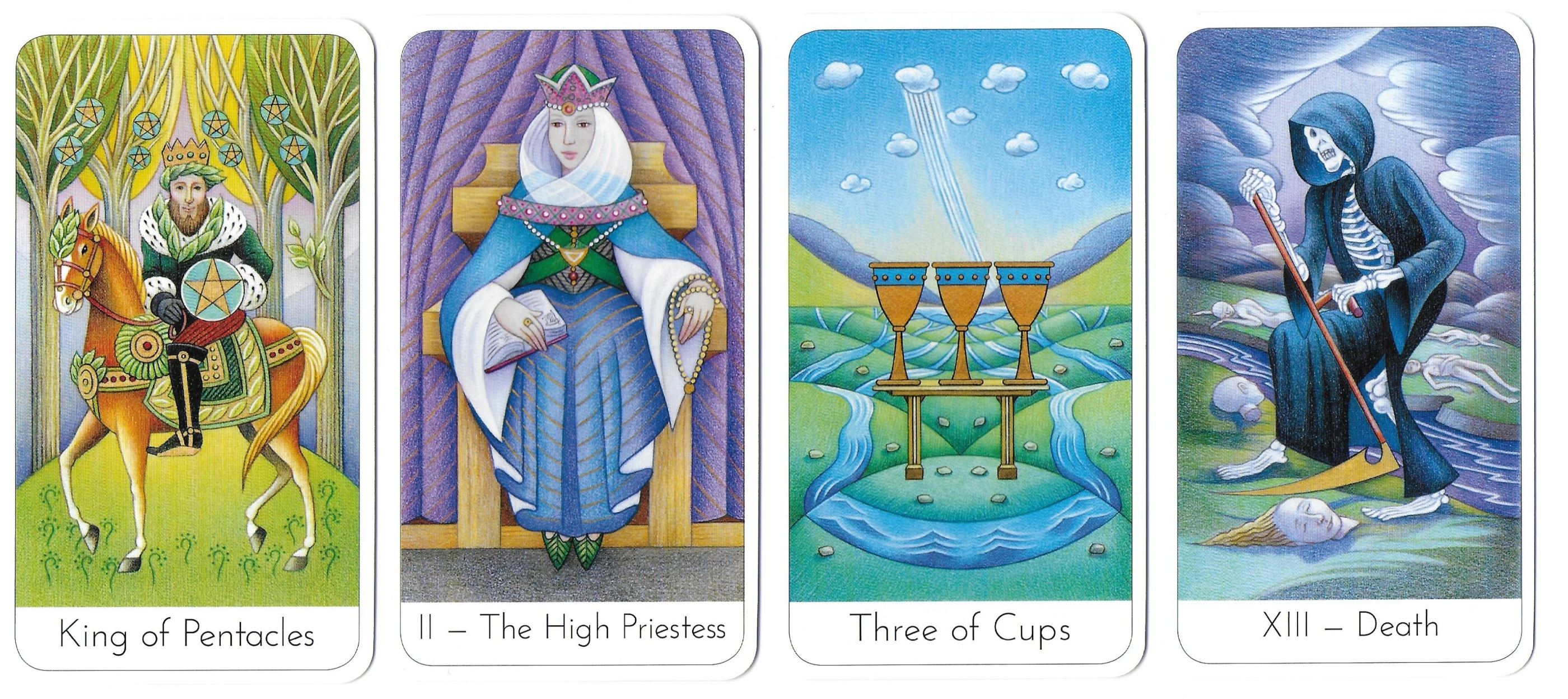 The Wisdom Seekers Tarot_5