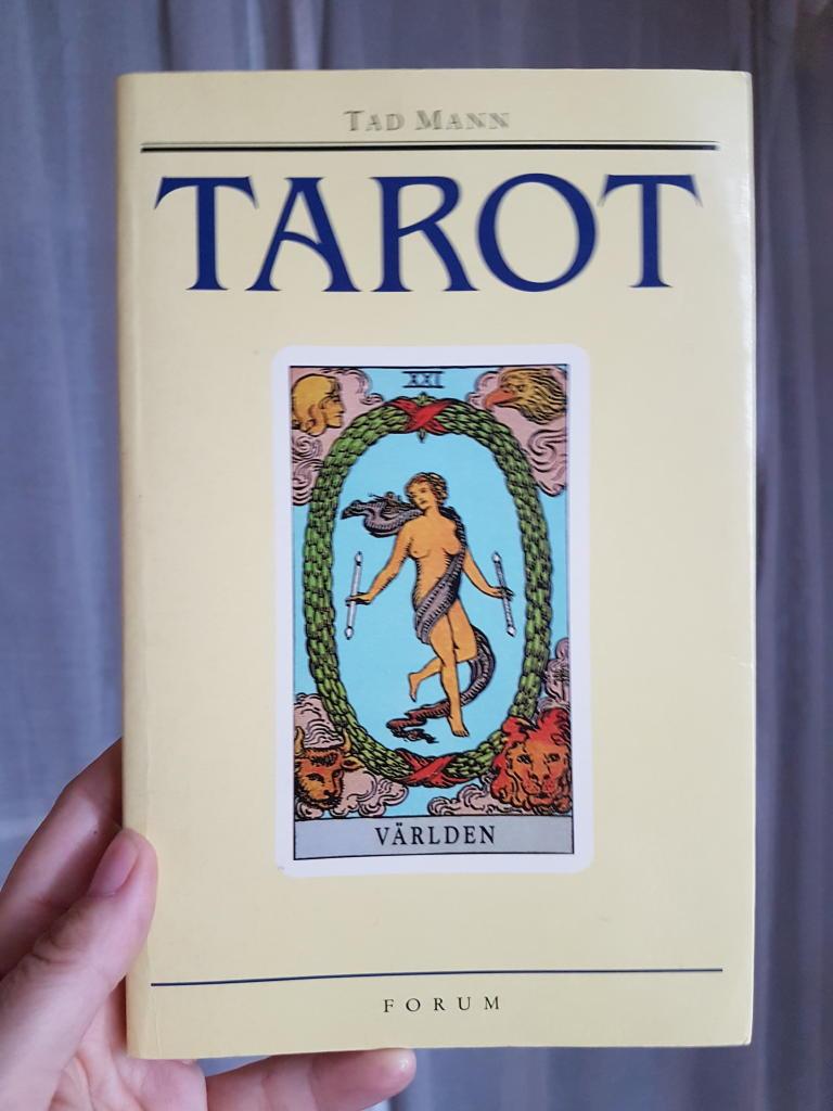 Tarot Tad Mann gul 9789137109190