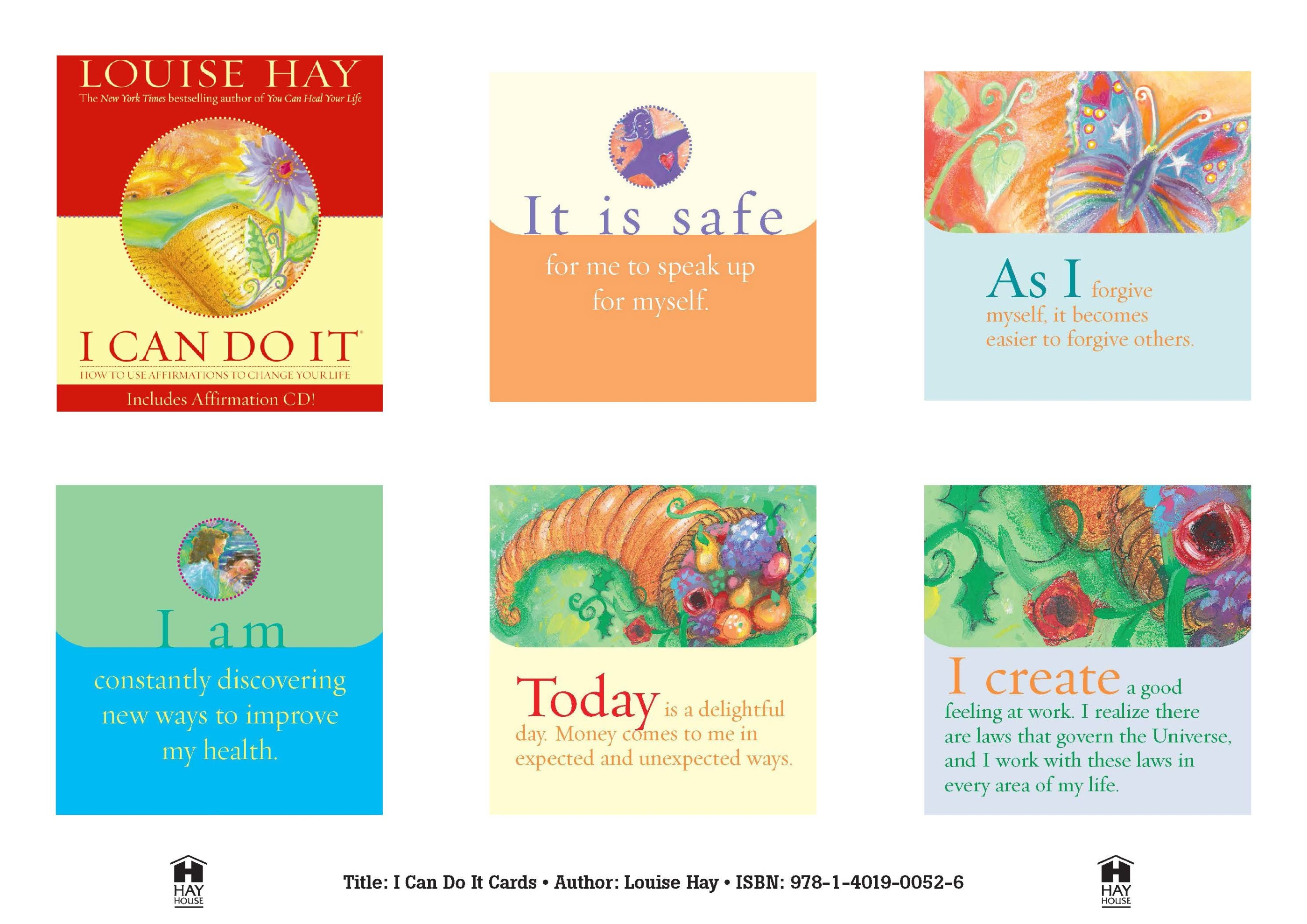 I can do it cards Louise Hay 9781401902193_1