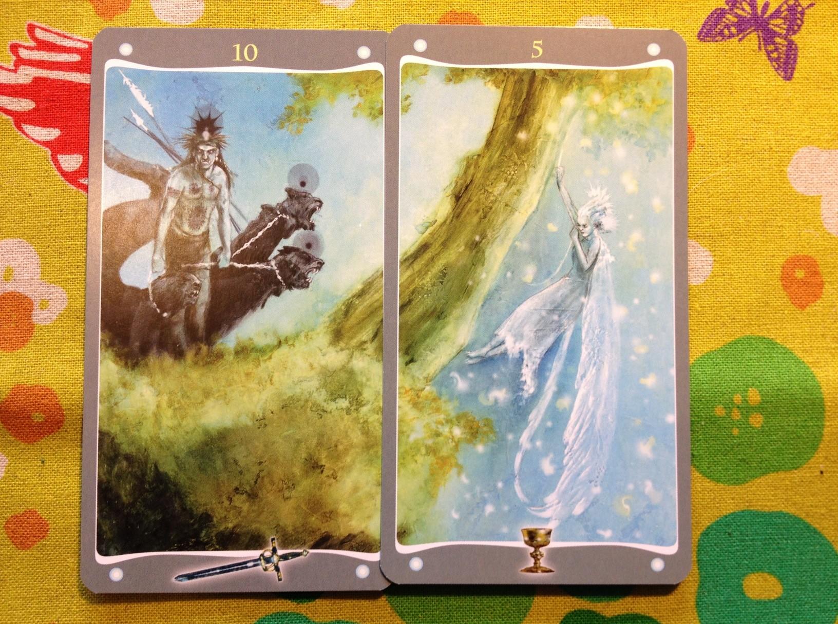 Fairy lights tarot 9788865271988_3