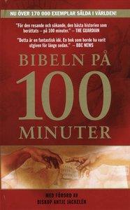 Bibeln på 100 minuter  av Michael Hinton -