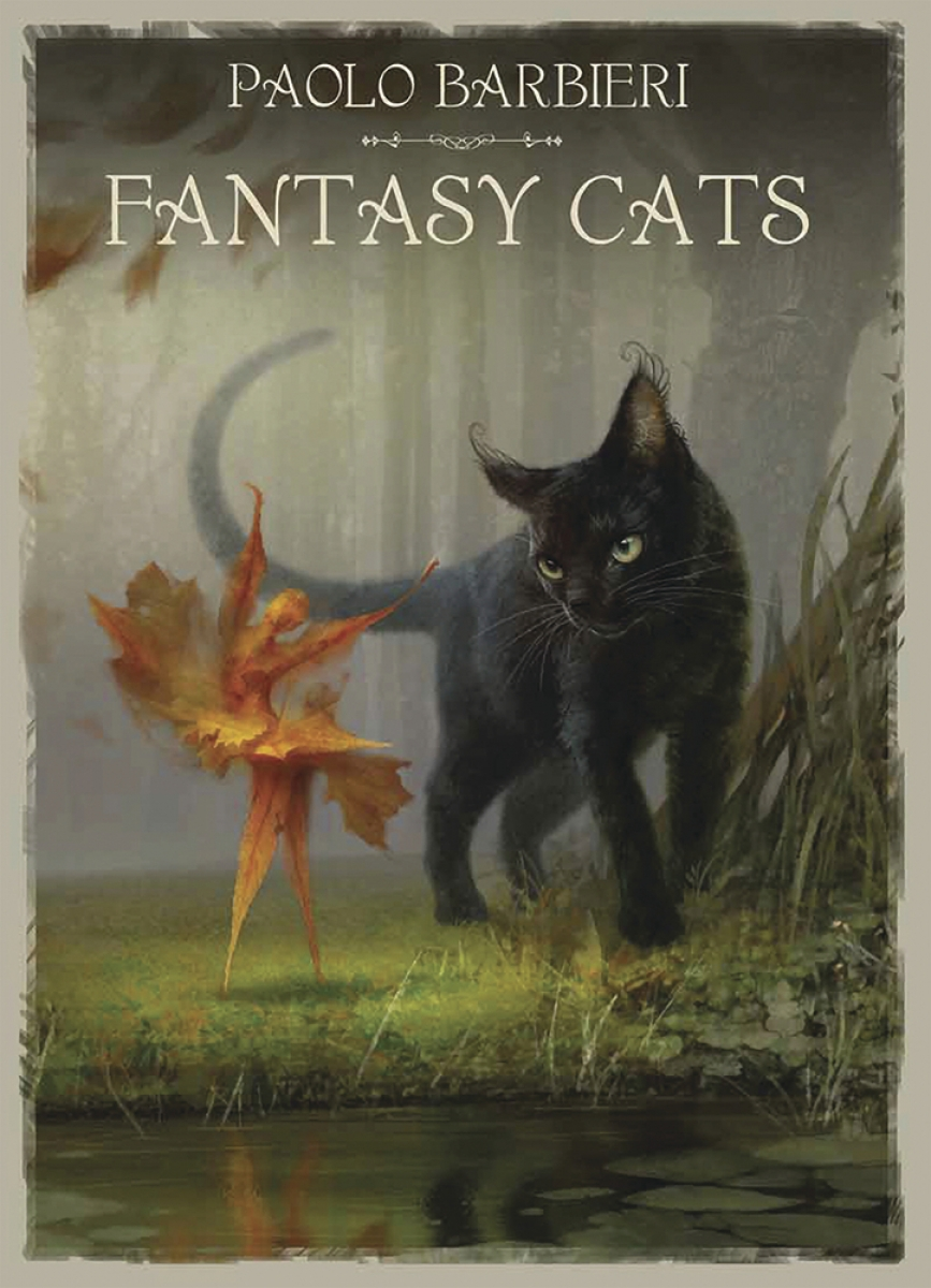 Fantasy cats oracle Barbieri 9780738763408_2
