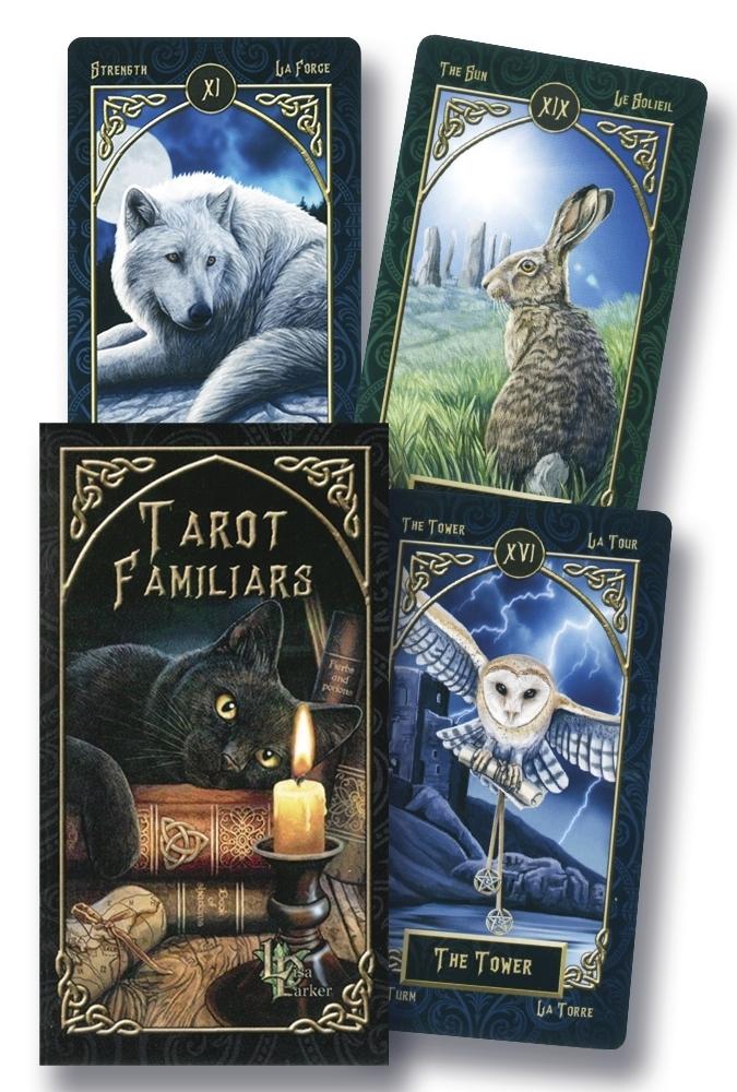 Tarot familiars 8420707451387